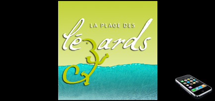 Lézards Beach