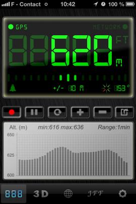 Altimetre multi pro 3