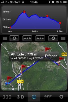 Altimetre multi pro 5