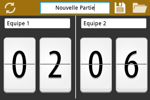 A qui le point - Application Android