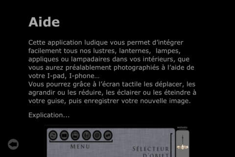 Mathieu Lustrerie - Application Iphone / Ipad