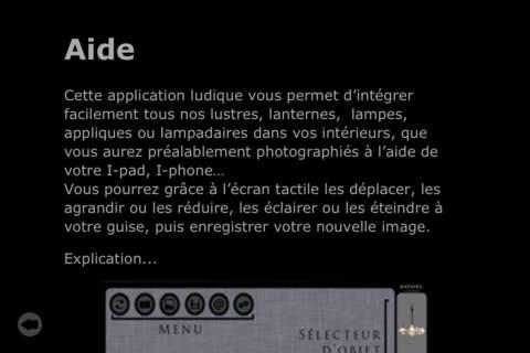 Mathieu Lustrerie - Application Iphone / Ipad