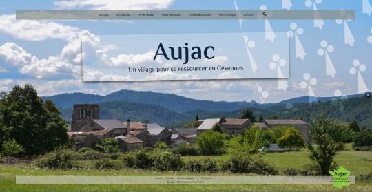 Site d'Aujac