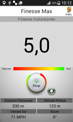 Finesse Max - Application Android